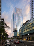CEB Tower, Central Place, Rosslyn, Virginia/Beyer Blinder Belle