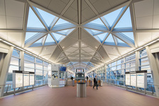 Greensboro Metro Station, Virginia/di Domenico+Partners
