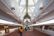 Spring Hill Metro Station, Virginia/di Domenico+Partners