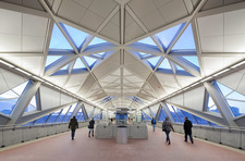 Tyson's Corner Metro Station, Virginia/di Domenico+Partners